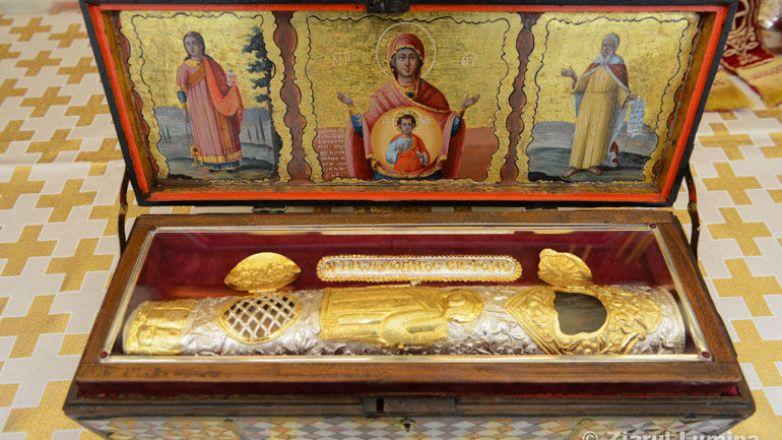 Ιερά Πανήγυρις Ανακομιδής Τιμίων Λειψάνων Αγ. Στεφάνου στη Ν. Ιωνία