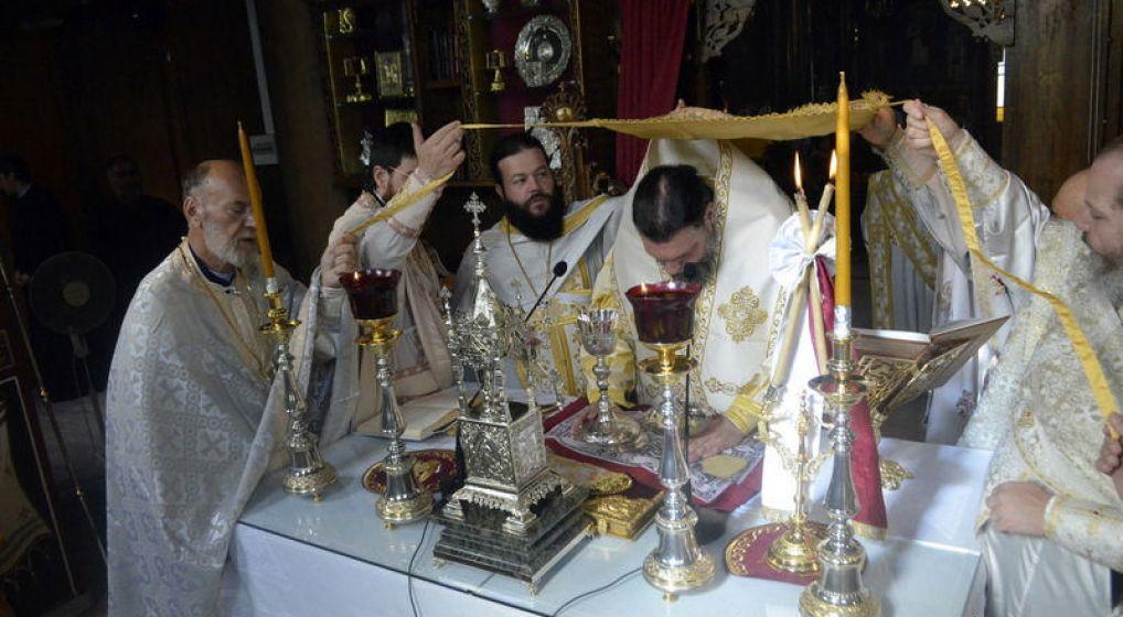 Η εορτή της ανακομιδής του Ιερού Λειψάνου του Αγ. Στεφάνου στη Ν. Ιωνία