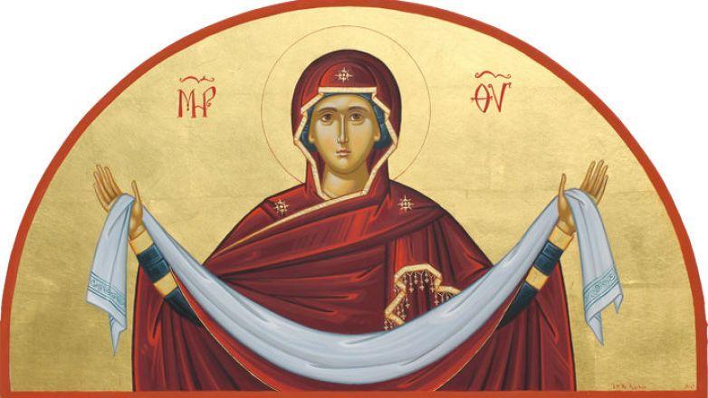 Αγρυπνία Αγ. Σκέπης της Θεοτόκου στον Ι.Ν. Κοιμήσεως της Θεοτόκου Ηρακλείου Αττικής