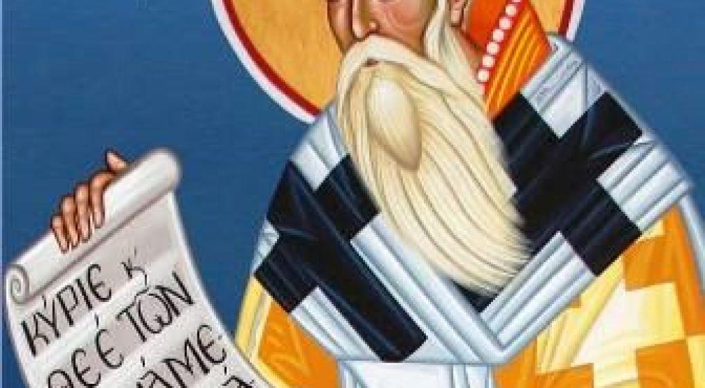 Ιερά Πανήγυρις Αγ. Ιερομάρτυρος Κυπριανού στο Ηράκλειο Αττικής