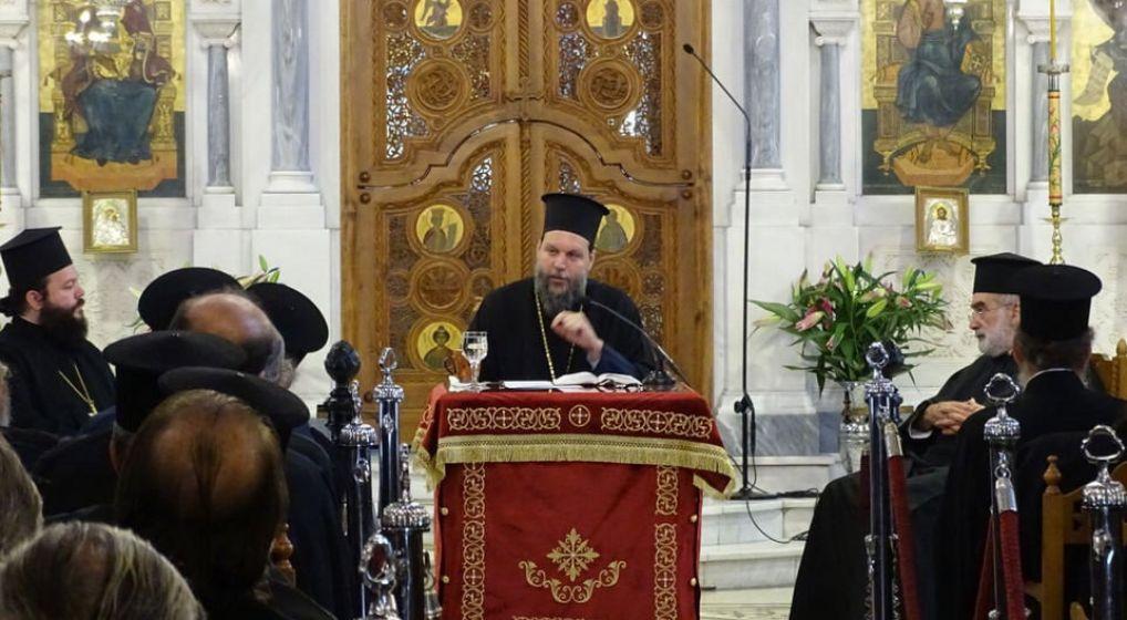 Ιερατική Σύναξη Ι.Μ. Νέας Ιωνίας και Φιλαδελφείας για το νέο Εκκλησιαστικό Έτος