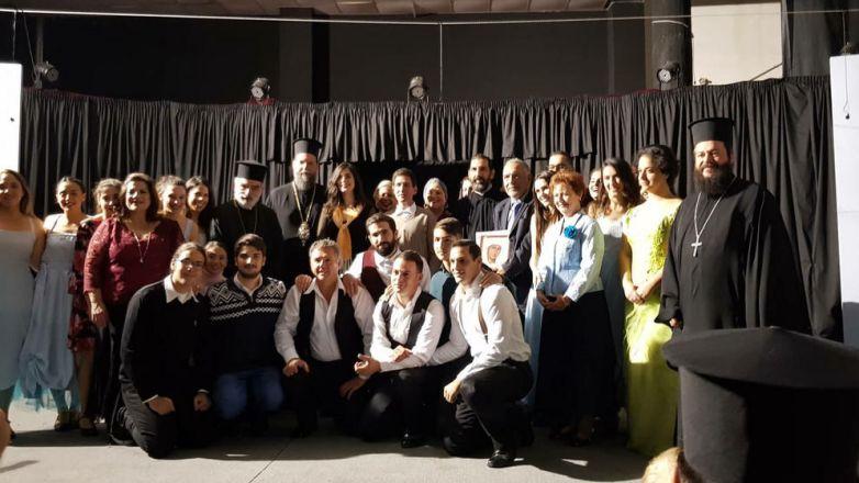 Θεατρικό Αφιέρωμα για την Εθνική Επέτειο της 28ηςΟκτωβρίου στην Ι.Μ. Νέας Ιωνίας και Φιλαδελφείας