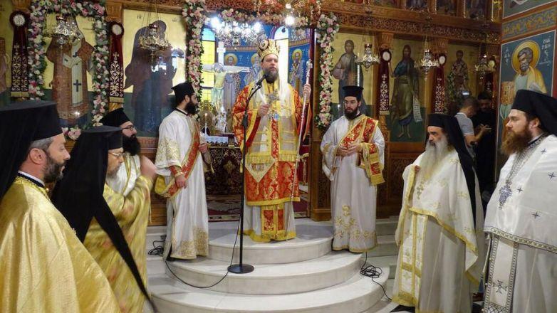 Η εορτή του Αγίου Νεκταρίου στην Ι.Μ. Νέας Ιωνίας και Φιλαδελφείας