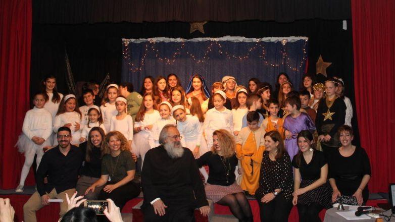 Χριστουγεννιάτικη εορτή κατηχητικών σχολείων Ι.Ν. Αγ. Ιωάννου Ν. Φιλαδελφείας
