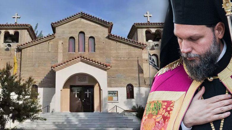 Ιερά Πανήγυρις Ευαγγελισμού της Θεοτόκου στη Νέα Χαλκηδόνα