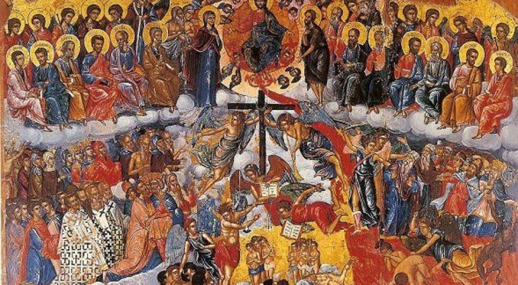 Ομιλία με θέμα: «η Δευτέρα Παρουσία του Χριστού και η αιώνια κρίση» στον Ι.Ν. Αγ. Γεωργίου Ν. Ιωνίας