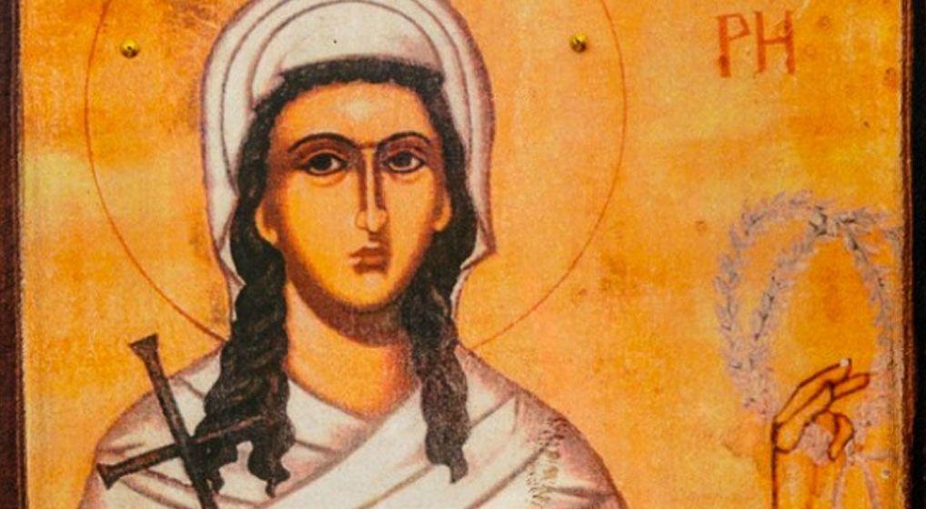 Β' Ακολουθία Χαιρετισμών και Ιερά Αγρυπνία επί τη μνήμη της Αγ. Αργυρής στον Μητροπολιτικό Ναό Αγ. Αναργύρων Ν. Ιωνίας