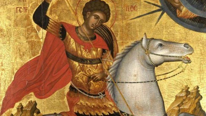 Ιερά Πανήγυρις Αγ. Γεωργίου στο Ηράκλειο Αττικής