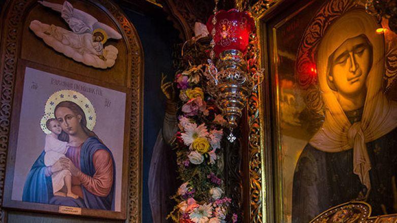 Ιερά Πανήγυρις Οσίας Ματρώνης της Αομμάτου στη Νέα Ιωνία