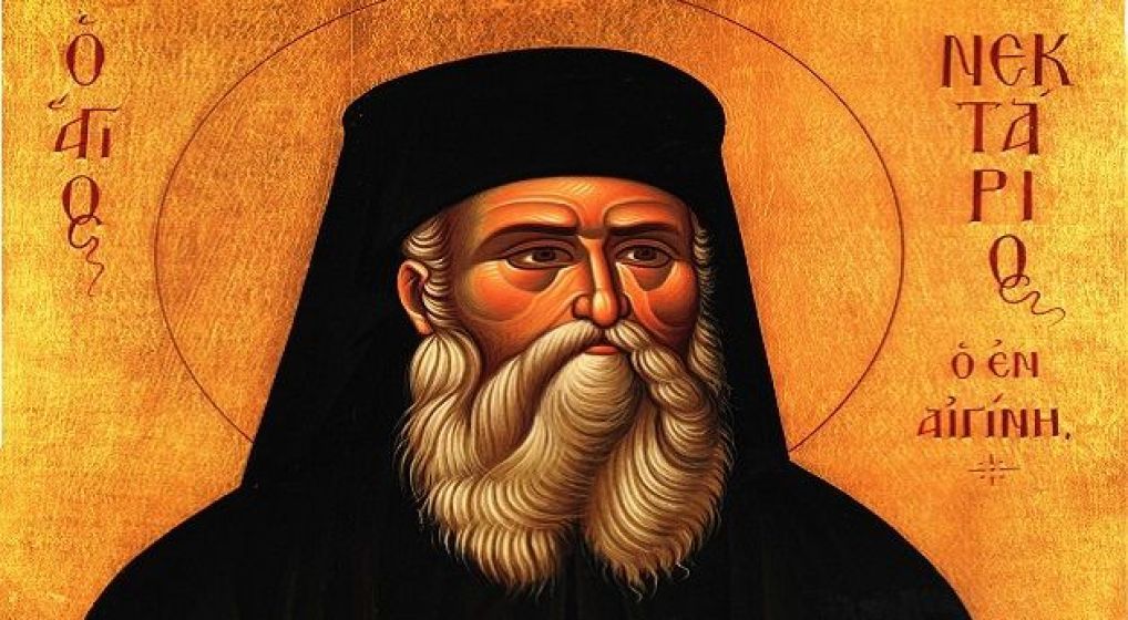 Ιερά Πανήγυρις Ανακομιδής Τιμίου Λειψάνου Αγ. Νεκταρίου στο Ηράκλειο Αττικής