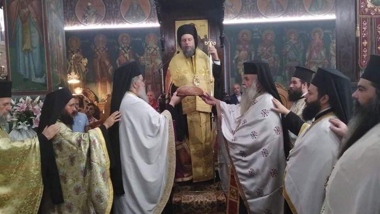 Πανηγυρικός Εσπερινός Αγίας Ευφημίας στη Νέα Χαλκηδόνα