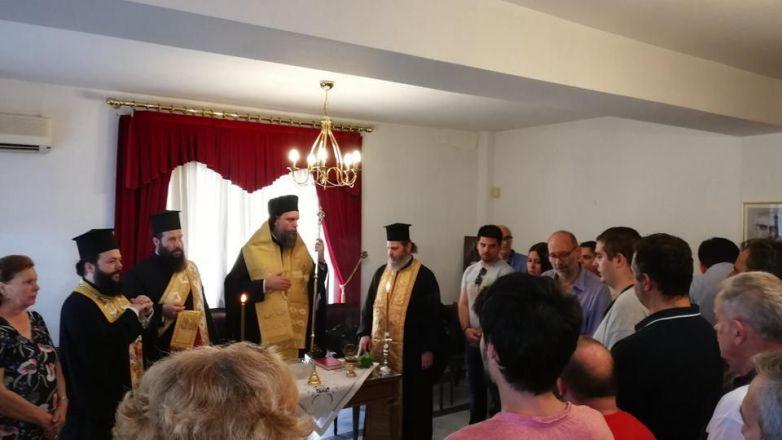 Αγιασμός και έναρξη Μαθημάτων Βυζαντινής Μουσικής στην Ι.Μ. Νέας Ιωνίας και Φιλαδελφείας
