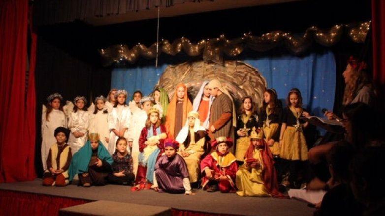 Χριστουγεννιάτικη εορτή Κατηχητικών Σχολείων Αγ. Ιωάννου Ν. Φιλαδελφείας