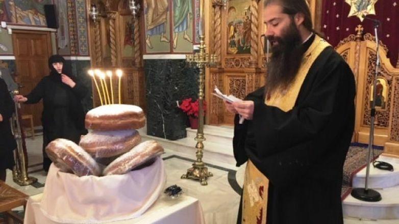 Το ΑμΚΕ ΙΑΣΙΣ στην Ιερά Μονή Εισοδίων της Θεοτόκου Ωρωπού