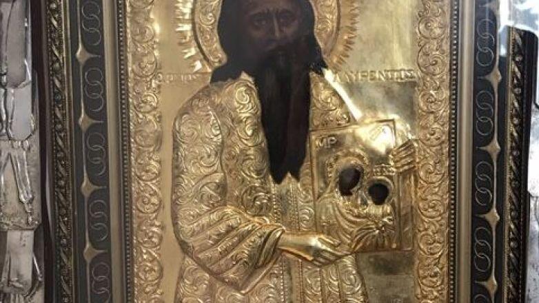 Ιερά Πανήγυρις Οσίου Λαυρεντίου του Μεγαρέως στη Ν. Ιωνία