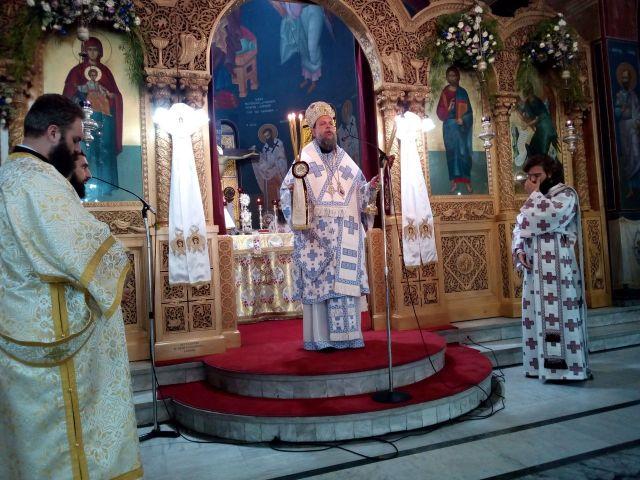 Η εορτή του Αγίου Κοσμά του Αιτωλού στη Ν. Φιλαδέλφεια