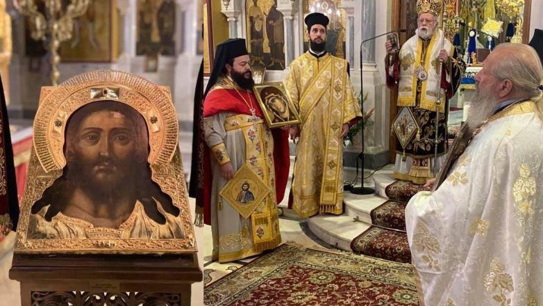 Η Κυριακή της Ορθοδοξίας στον Μητροπολιτικό Ναό Αγ. Αναργύρων Νέας Ιωνίας