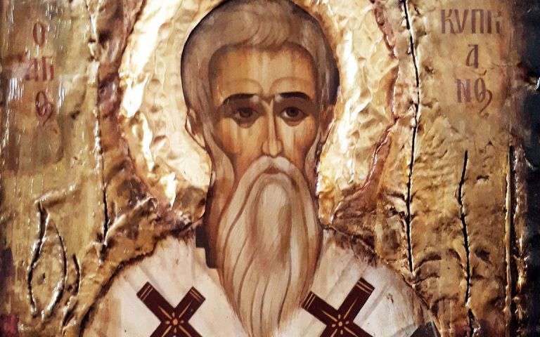 Εορτή Ιερού Παρεκκλησίου Αγίου Κυπριανού στο Ηράκλειο Αττικής