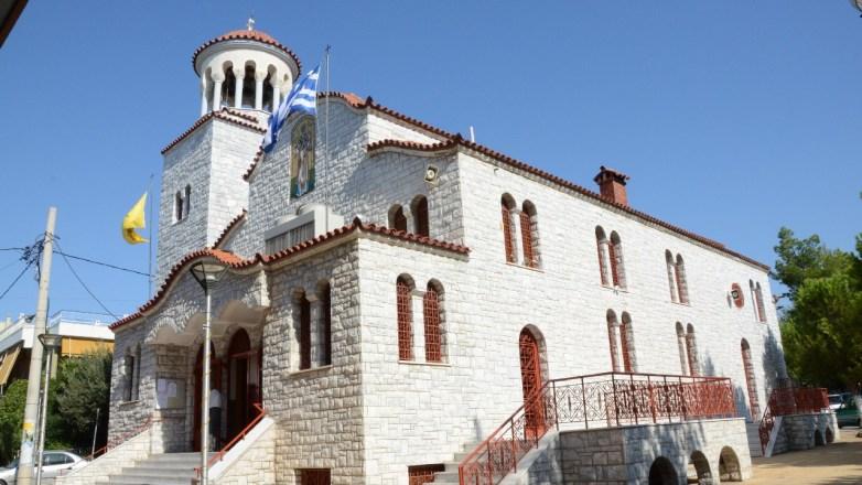 Ιερά Πανήγυρις Αγ. Νεκταρίου στο Ν. Ηράκλειο
