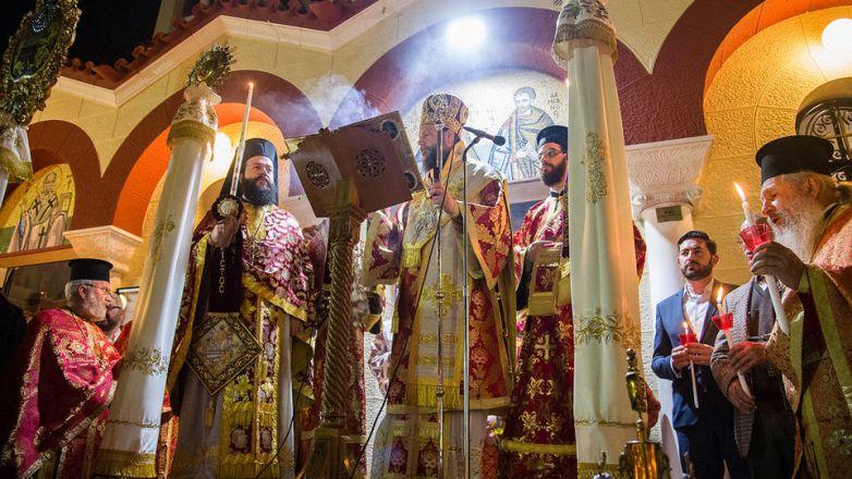 Η Ανάσταση του Κυρίου στην Ι.Μ. Νέας Ιωνίας και Φιλαδελφείας