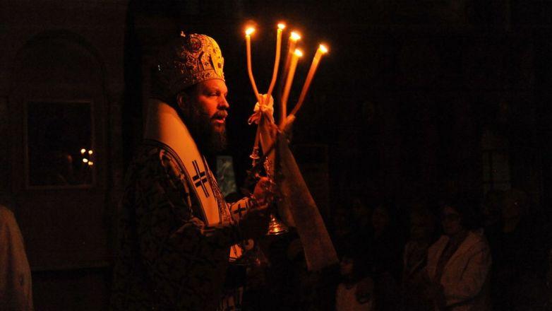 Ιερές Ακολουθίες Μ. Εβδομάδος στην Ιερά Μητρόπολη Ν. Ιώνιας, Φιλαδελφείας, Ηρακλείου & Χαλκηδόνος