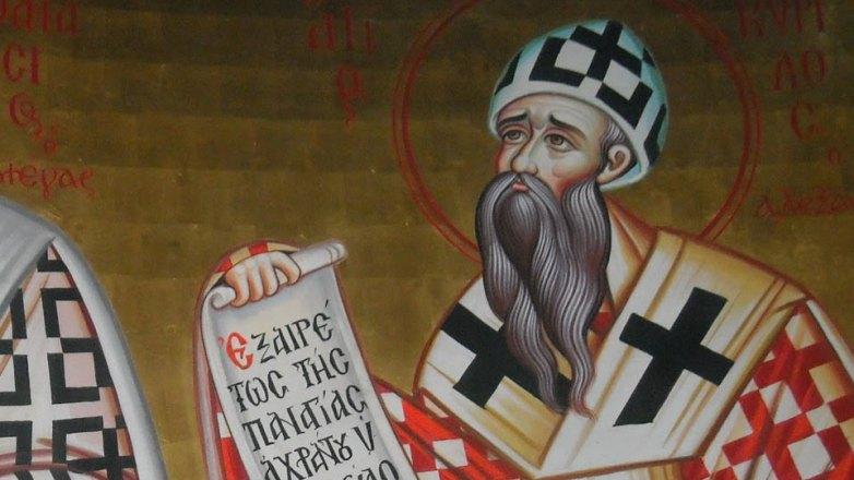 Οἱ πηγές καί ἡ σημασία τῆς θεολογίας τοῦ Ἁγίου Κυρίλλου Ἀλεξανδρείας