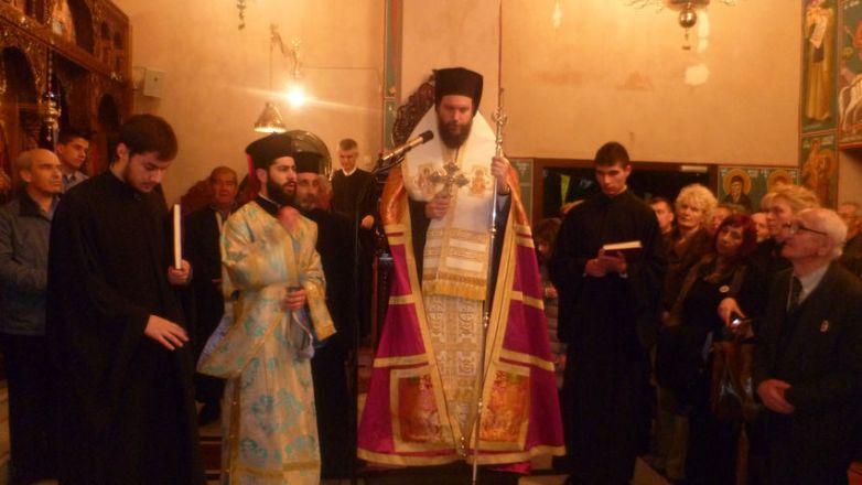 Πανηγυρικός Εσπερινός του Ευαγγελισμού της Θεοτόκου στον Ι. Ν. Ευαγγελισμός της Θεοτόκου Ν. Χαλκηδόνας