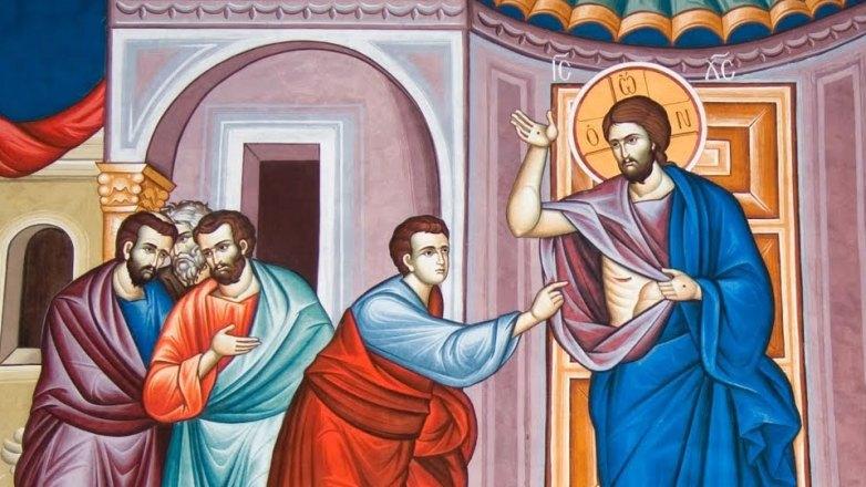 Ιερά Αγρυπνία Αγ. Αποστόλου Θωμά στον Ι.Ν. Κοιμήσεως Θεοτόκου Πρασίνου Λόφου