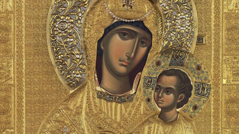 Υποδοχή Ιεράς Εικόνος Παναγίας «Βηματάρισσας»από την Ι.Μ.Μ. Βατοπαιδίου Αγ. Όρους