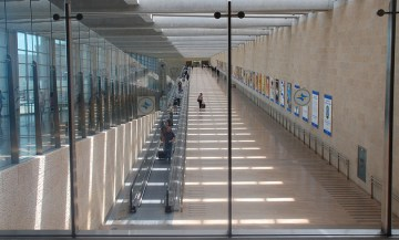 photo of Ben Gurion airport