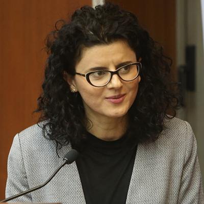photo of Nasreen Hada Haj-Yahya