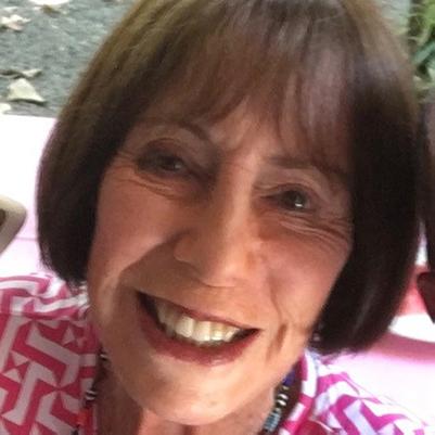 """photo of Dr. Raquel H. (Racky) Newman, z""""l"""