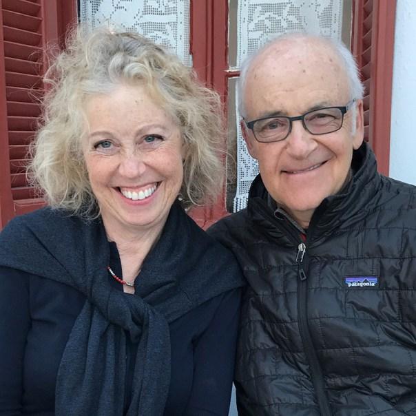 photo of Norman Postone and Lisa Fruchtman