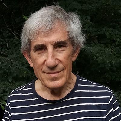 photo of Gil Kulick, NIF legacy society member