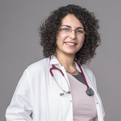 Dr. Yasmeen Abu Fraiha headshot