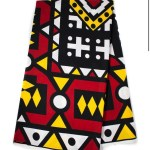 Ikeja African print fabric