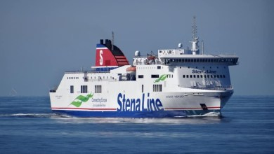 Photo of Stena Lagan / Stena Mersey (Vessel Profile)