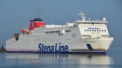 Photo of Stena refit and dry-docking bits and bobs
