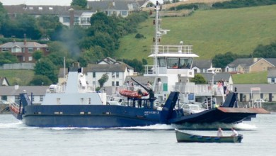 Photo of Portaferry II (Vessel Profile)