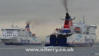 Photo of Stena in Belfast – Celebrating 20 years of Stena Line operating from Belfast.