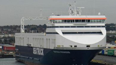 Photo of Seatruck Progress and Seatruck Power (Vessel Profile)