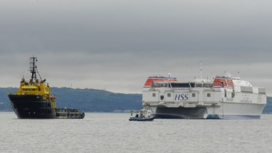 Photo of Remembering HSS Stena Voyager