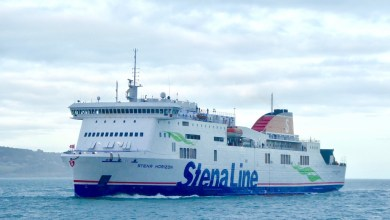 Photo of Stena Horizon to Arrive on Monday to Release Stena Lagan for Dry-Docking