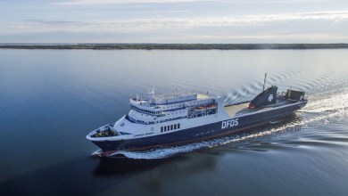 Photo of DFDS Agrees Sale of Former Belfast to Liverpool Ship
