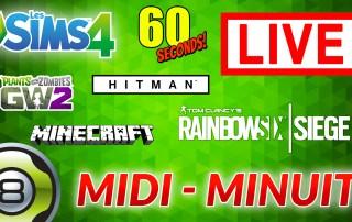 Votez pour vos jeux préférés pour le live du 18 juin