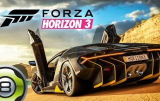 Let's Play sur Forza Horizon 3