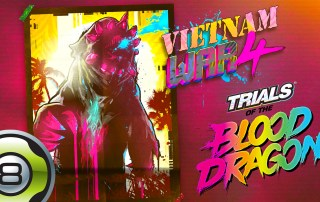 Let's Play sur Trials of the Blood Dragon