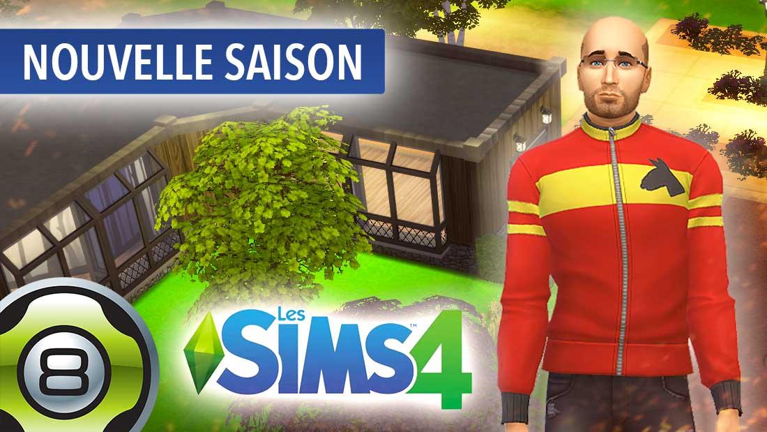Nouvelle saison Les Sims 4
