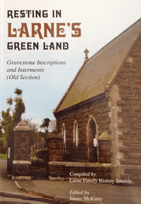 Book - Resting in Larnes Green Land