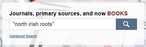JSTOR Search Box